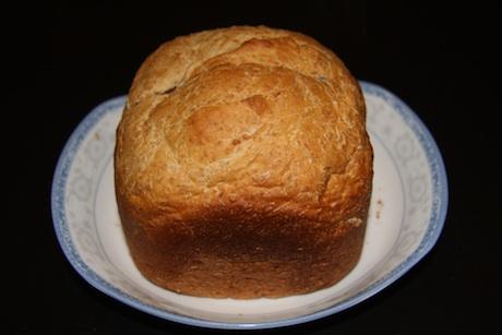 面包机烤的面包